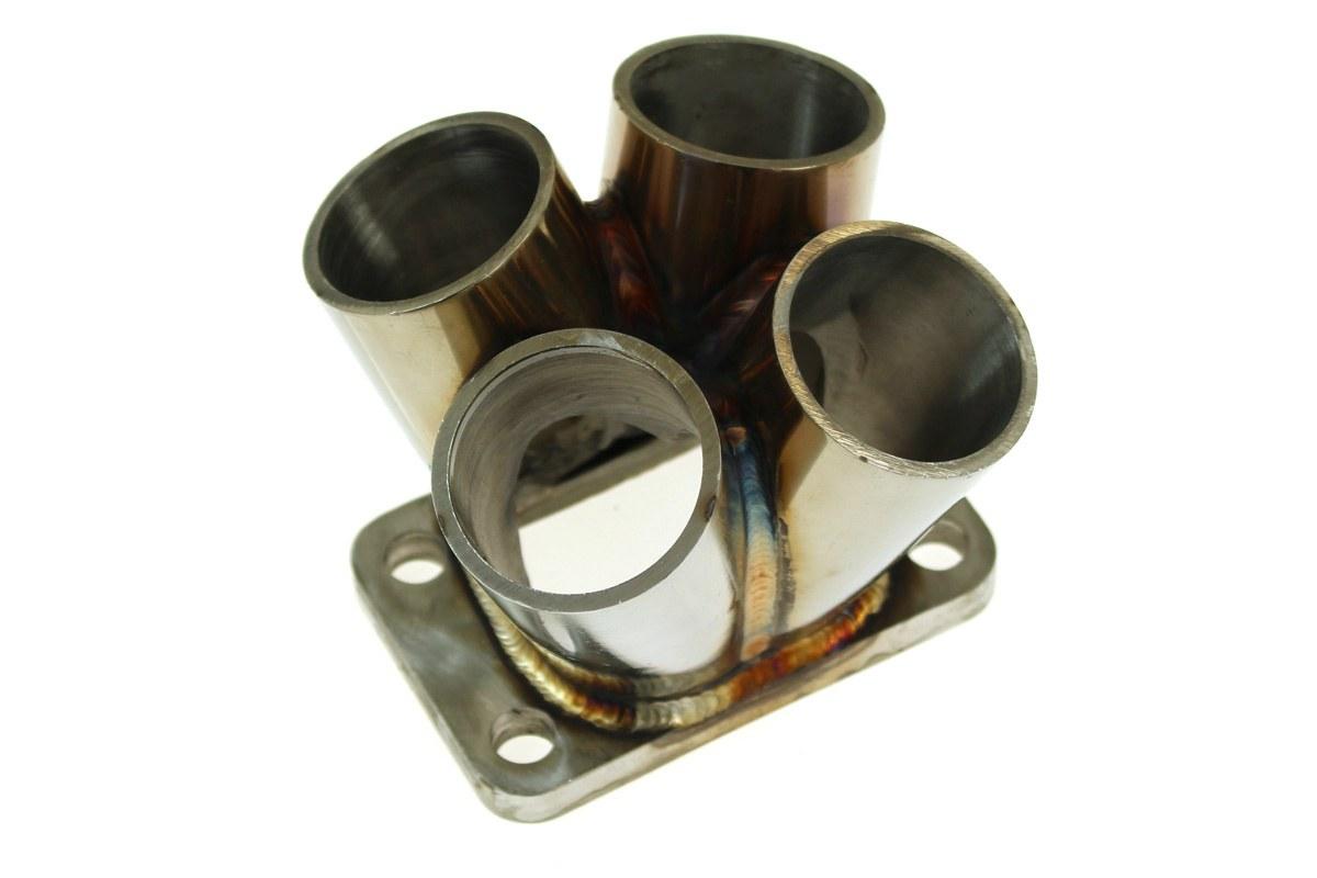 Flansza kolektor układu wydechowego 4-1 T3 - GRUBYGARAGE - Sklep Tuningowy